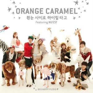 Orange Caramel, NU'EST